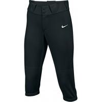 Stilly Valley Little League 34: Adult-Size - Nike Diamond Invader Women's 3/4 Length Softball Pants - Black