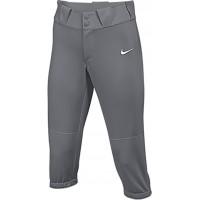 Stilly Valley Little League 36: Adult-Size - Nike Diamond Invader Women's 3/4 Length Softball Pants - Gray