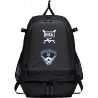 Stilly Valley Little League 41: Nike Vapor Select Baseball Backpack - Black with Board Logo