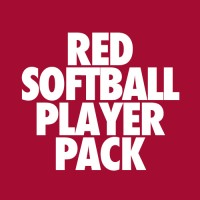 Stilly Fall Ball 100: Softball Player Pack - Red